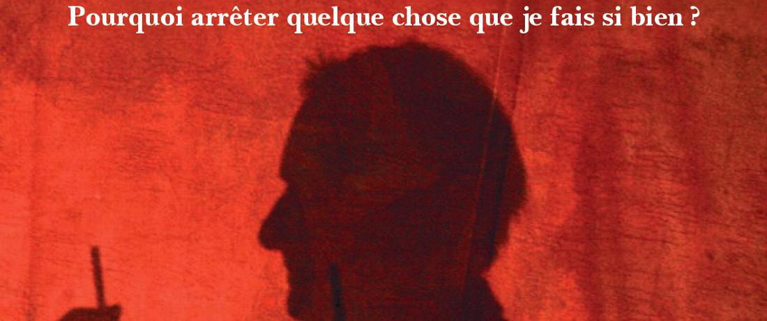 Arrêter de fumer tue - La pièce de Thomas Bidegain à Avignon